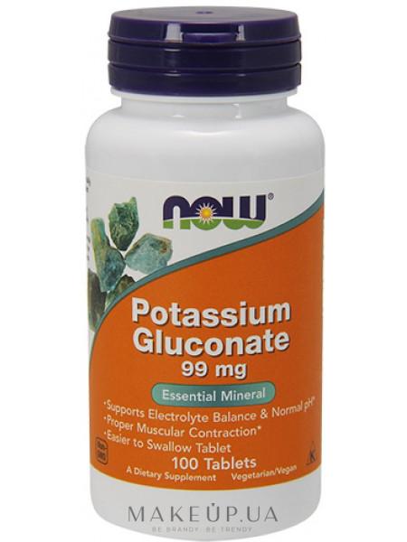 Глюконат калия, 99 мг