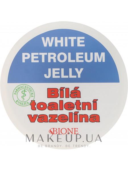 Белый вазелин