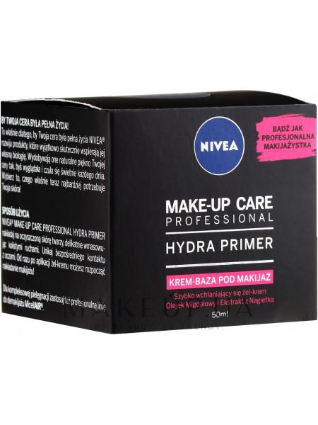 Nivea make-up care expert hydra primer make-up base
