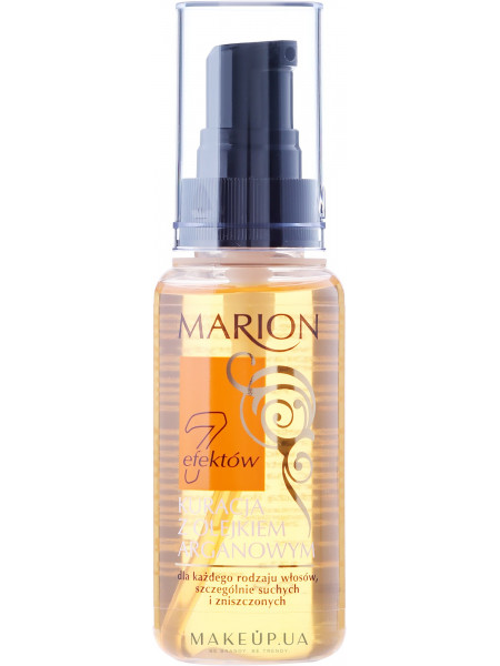 Средство для волос с аргановым маслом