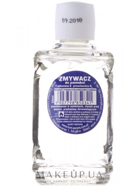 Жидкость для снятия лака с витамином е и провитамином в5
