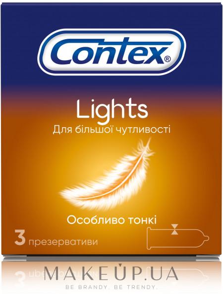 Презервативы особо тонкие, 3 шт