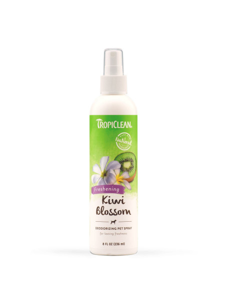 Спрей-Дезодорант TropiClean «Kiwi Blossom» (Цветение киви) 236 мл