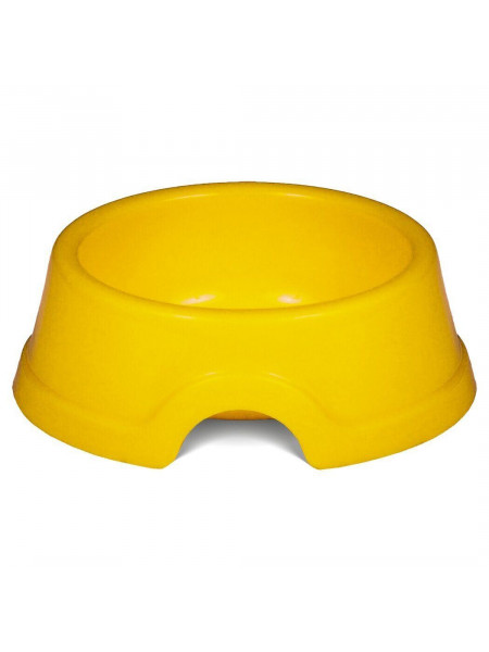 Миска пластиковая Природа «Классик» №0, 120 мл (цвета в ассортименте)