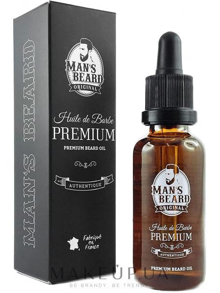 Премиум масло для бороды