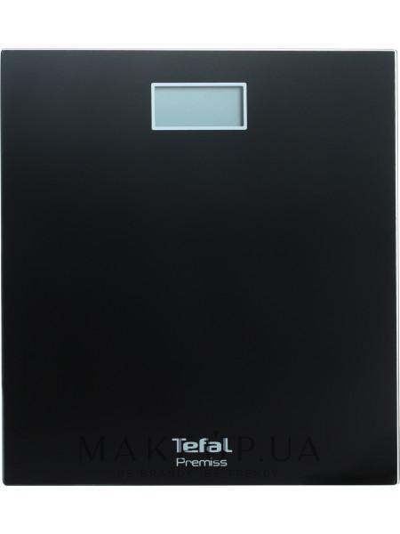 Весы напольные pp 1060v0 black