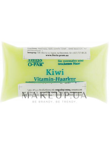Маска витаминизированная для нормальных и сухих волос