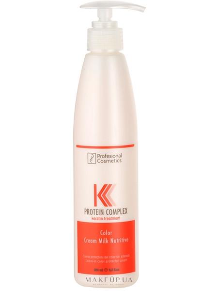 Маска-Крем для окрашенных волос