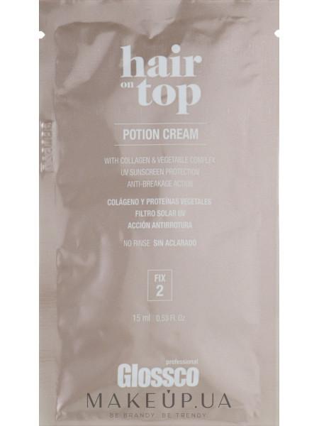 Текстурирующий крем легкой фиксации для волос