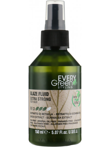 Крем-Блеск для волос экстрасильной фиксации