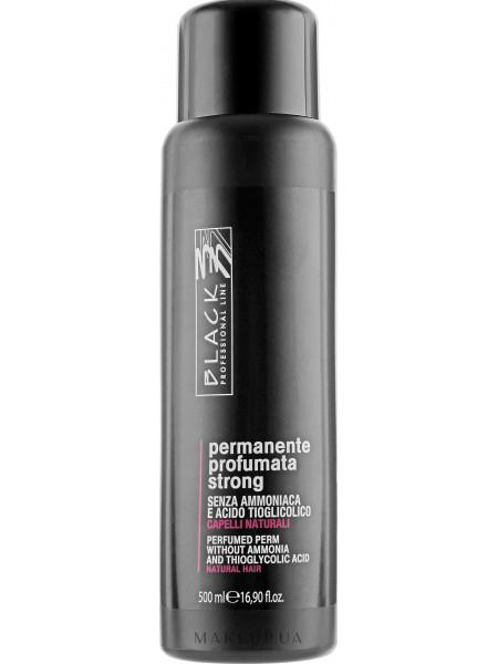 Перманент химзавивка парфюмированная без аммиака для натуральных волос