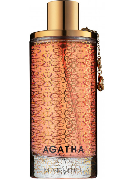 Agatha balade a versailles