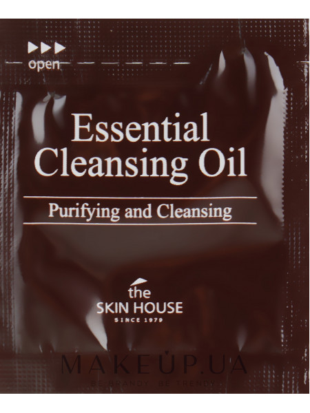 The skin house essential cleansing oil (пробник)