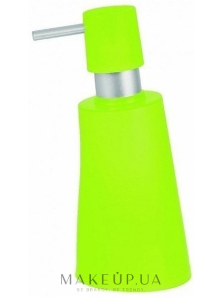 Дозатор пластиковый для жидкого мыла, салатовый