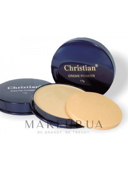 Christian creme powder