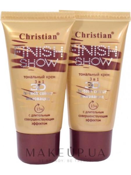 Christian finish show fondation