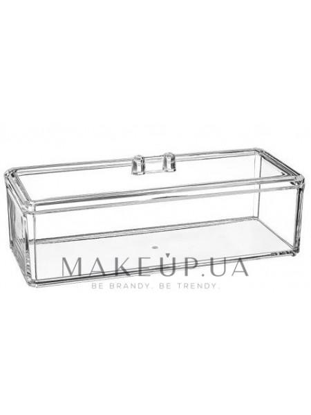 Органайзер косметический пластиковый (прямоугольный)
