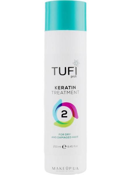 Кератин для сухих и поврежденных волос