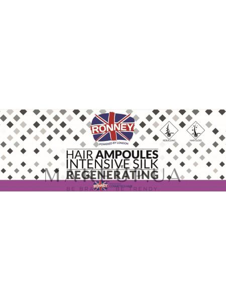 Ампулы для разглаживания волос