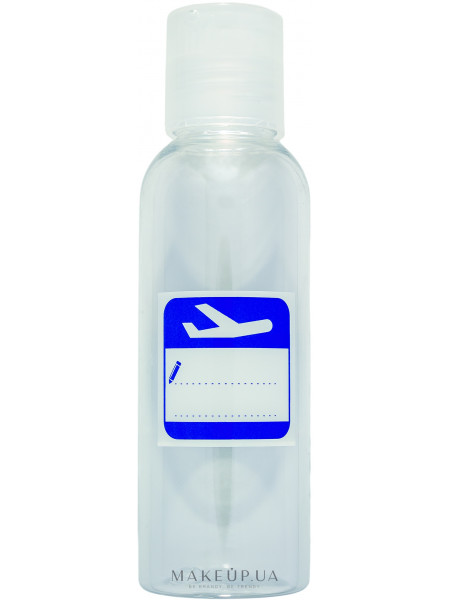 Бутылочка пластиковая с крышечкой, 100мл, 400522