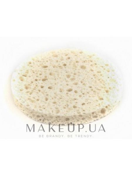Спонж для макияжа косметический, целлюлоза, s-048, белый