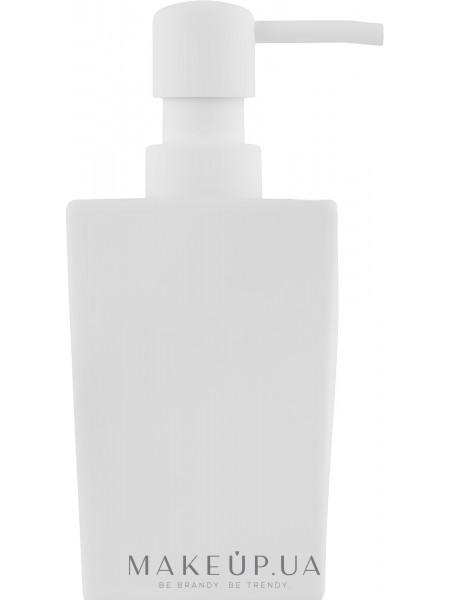 Дозатор для мыла, белый