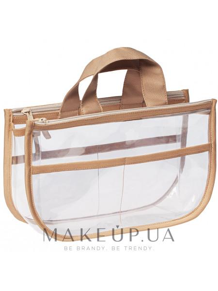 Прозрачная сумочка-органайзер