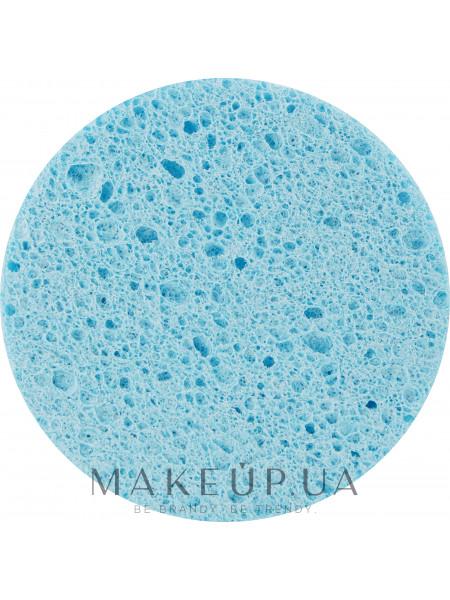 Спонж для снятия макияжа, голубой