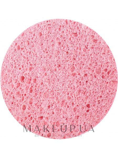 Спонж пористый для умывания, pf-05, розовый