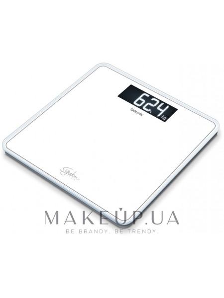 Белые стеклянные весы