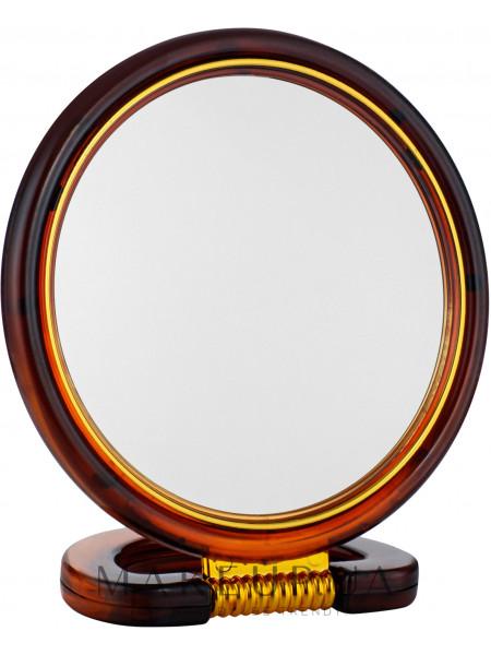 Зеркало среднее, 499779, коричневое