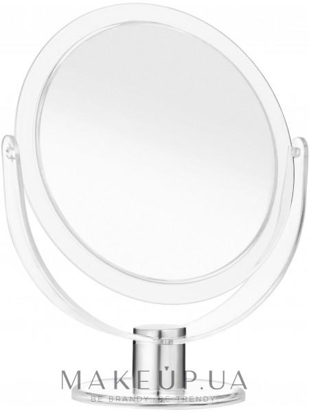 Зеркало настольное, 201016, прозрачное