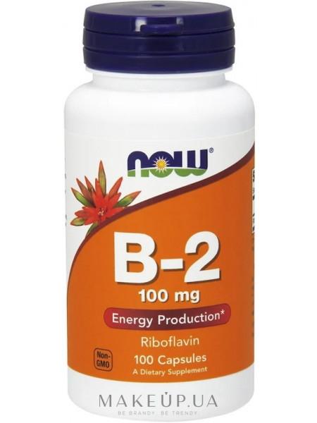 Витамин b-2 рибофлавин 100мг