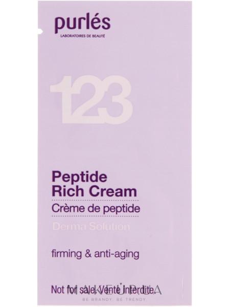 Питательный крем с пептидами