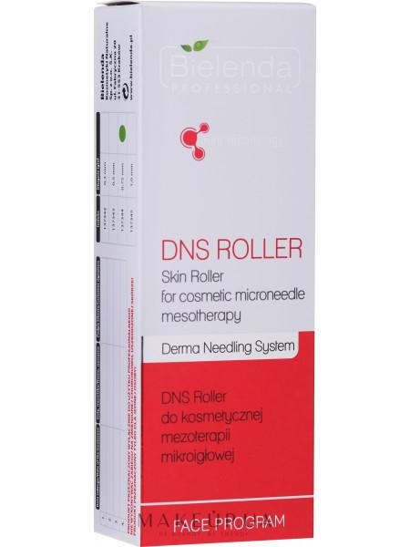Профессиональный dns роллер для лица, 1.0 mm