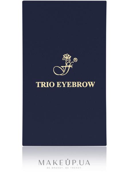 Ffleur trio eyebrow