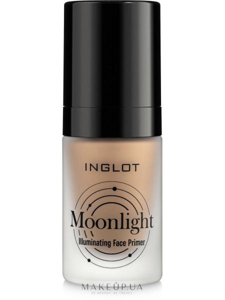 Inglot moonlight illuminating face primer *