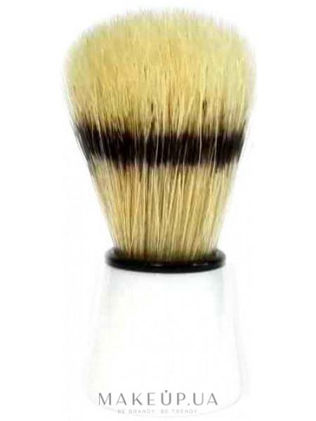 Помазок для бритья pb-01, белый