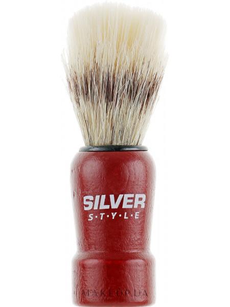 Помазок для бритья, spm-24 с, коричневый