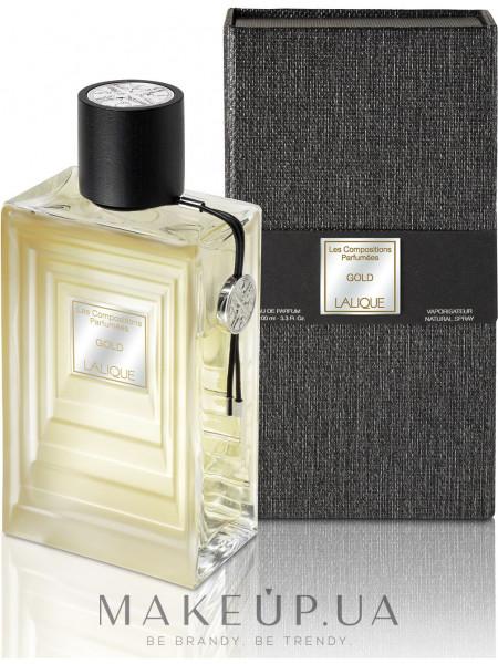 Lalique les compositions parfumees gold