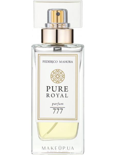 Federico mahora pure royal 777