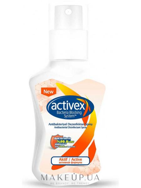 Антибактериальный спрей для очищения рук