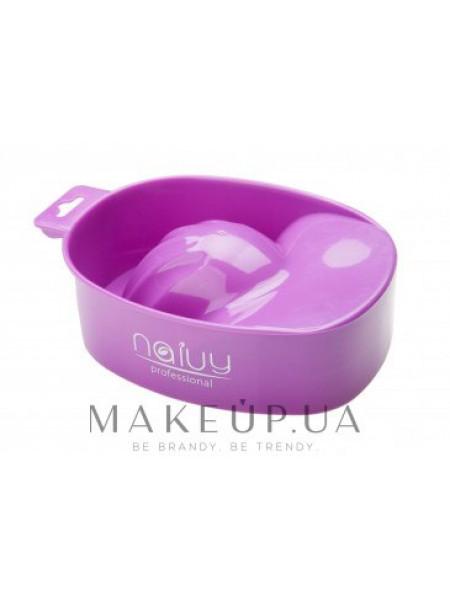 Ванночка маникюрная, фиолетовая
