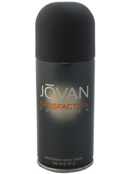 Jovan satisfaction for men