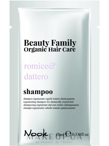 Шампунь для окрашенных и поврежденных волос
