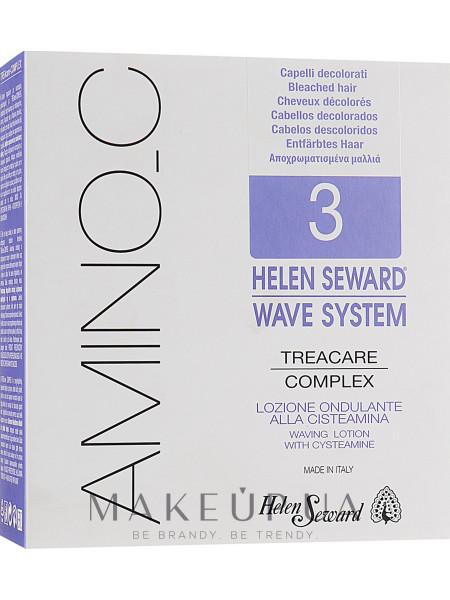 Деликатный лосьон для перманентной завивки обесцвеченных волос