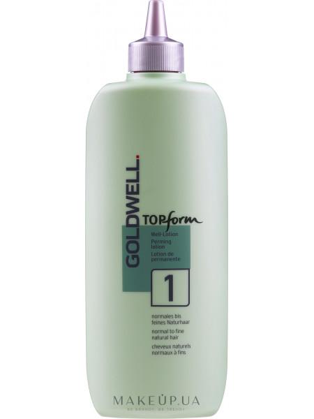 Химическая завивка для нормальных или тонких волос