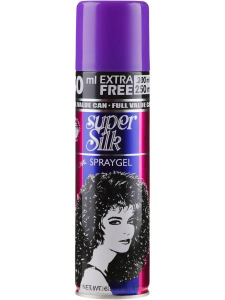 Спрей-Гель для волос