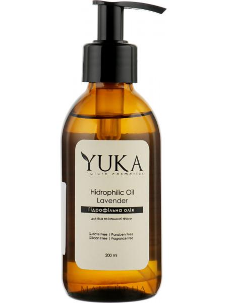 Гидрофильное масло для тела и интимной гигиены