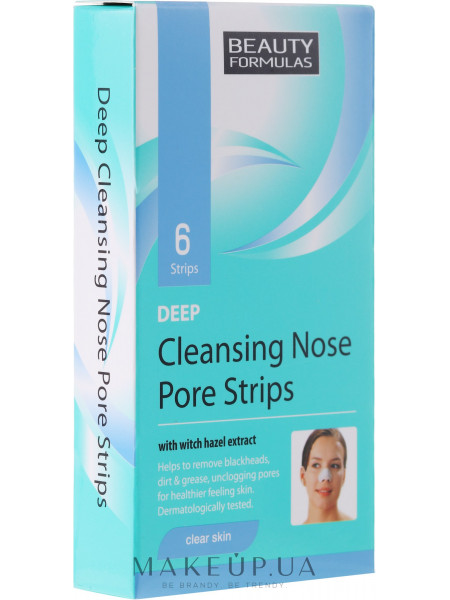 Полоски для глубокого очищения кожи носа
